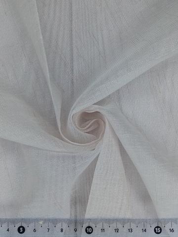 Тюль батист однотонный с люрексом