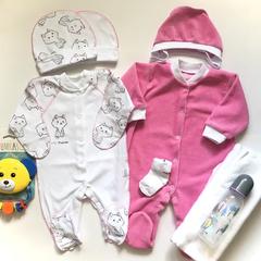 Набор одежды для новорожденных в роддом, девочка, размер 62