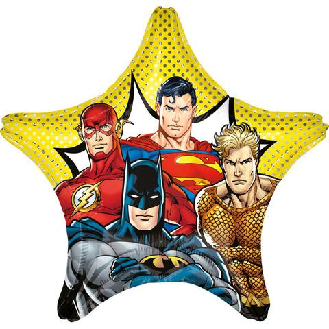 Звезда герои Лига справедливости