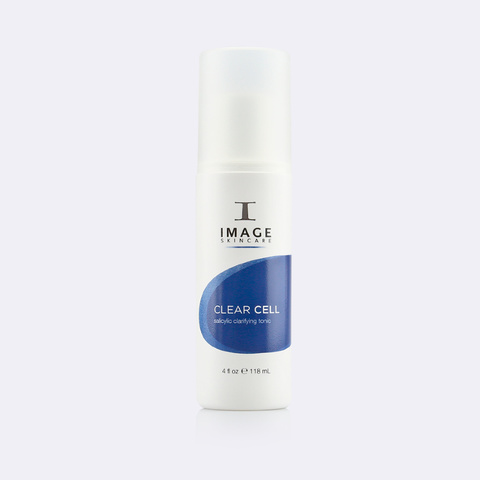 Салициловый тоник для жирной и проблемной кожи Salicylic Сlarifying Tonic CLEAR CELL IMAGE, 118 мл