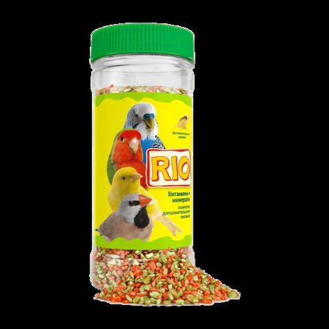 Rio Витаминно-минеральная смесь для всех видов птиц