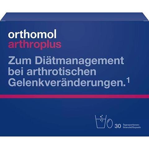 Orthomol arthroplus (артроплюс)