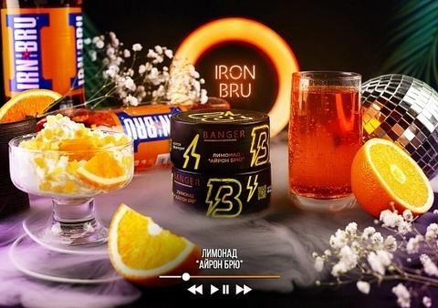 Табак Banger Iron Bru (Лимонад Айрон Брю) 100г