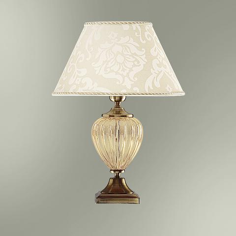Настольная лампа с абажуром 29-402.56/95512 ПАЛЬМИРА