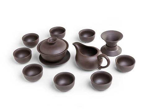 Чайный набор из исинской глины