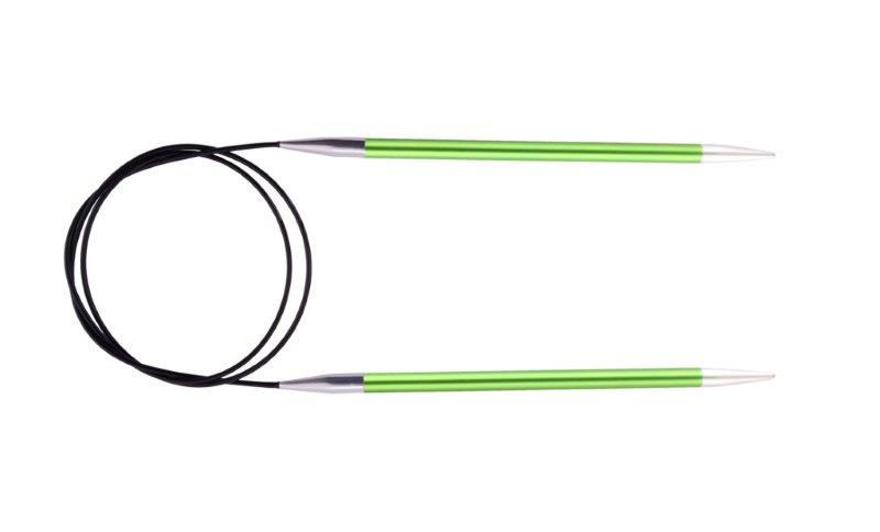 Спицы KnitPro Zing круговые 3,5 мм/100 см 47157