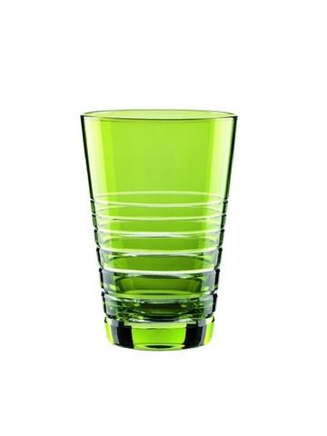 Набор из 2-х стаканов Nachtmann Sixties Rondo Kiwi, 360 мл