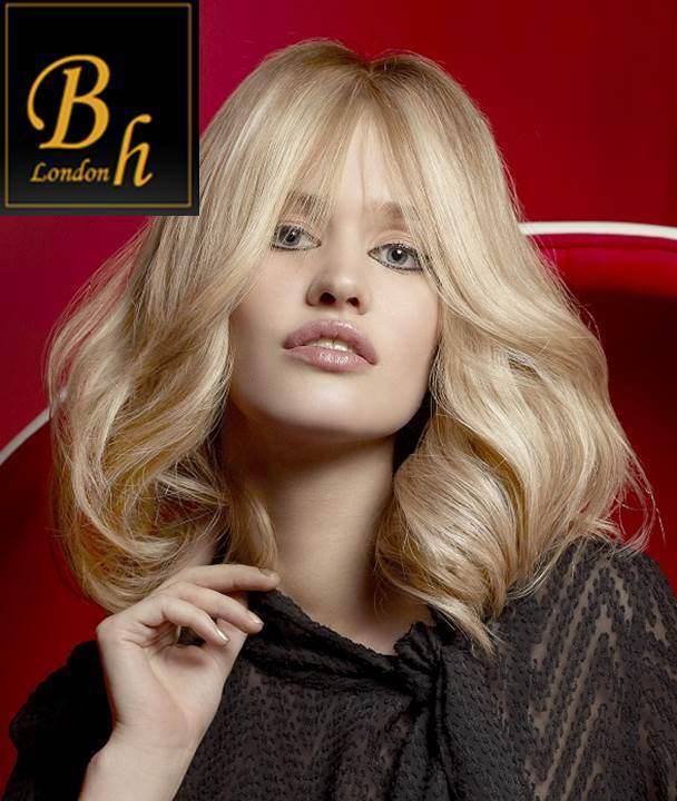 Волосы на заколках цвет #23-#613- меллированые волосы