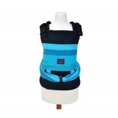 Слинг-рюкзак Emeibaby full Ocean Boy (океан мальчик) размер toddler