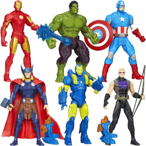 The Avengers All Stars Series 02