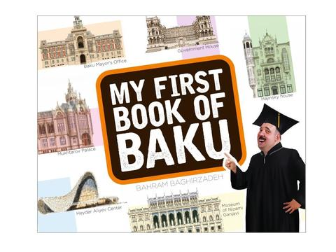 My first book of Baku