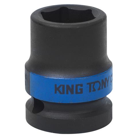KING TONY (453518M) Головка торцевая ударная шестигранная 1/2