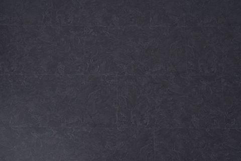 Виниловая плитка Vinilam Ceramo 61607 Сланцевый черный