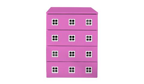 Комод малый для детской комнаты в стиле Амстердам