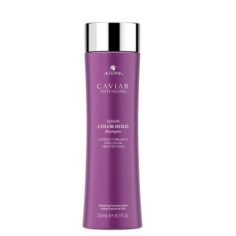 Alterna Шампунь для сохранения цвета окрашенных волос с экстрактом черной икры без сульфатов Caviar Anti-Aging Infinite Color Hold Shampoo