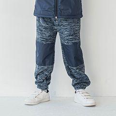 Штаны со вставками