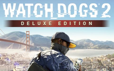 Watch_Dogs® 2 Deluxe Edition (для ПК, цифровой ключ)