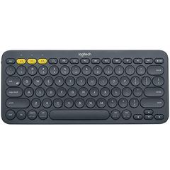 Klaviatura \ Клавиатура \ Keyboard  Logitech K380 Multi BT Gray