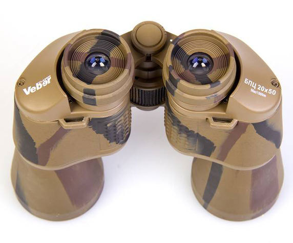 Окуляры бинокля БПЦ 20 50 VR камуфляж