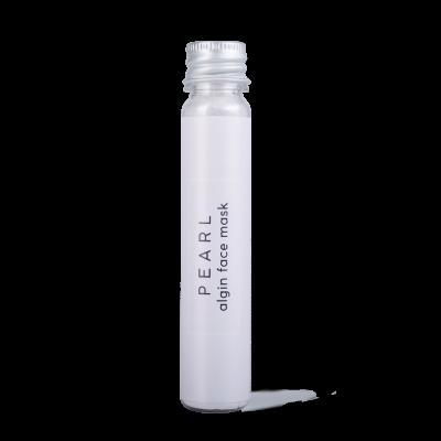 Маска альгинатная с жемчужной пудрой, мини версия SmoRodina, 15 гр