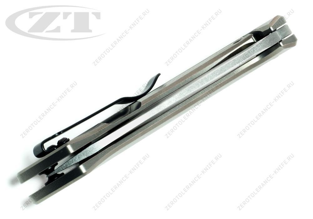 Нож Zero Tolerance 0801Ti Rexford - фотография