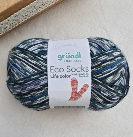 Gruendl Eco Socks Life Color купить
