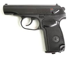 Пневматический пистолет  МР-654К-32-1; 4,5 мм/.177