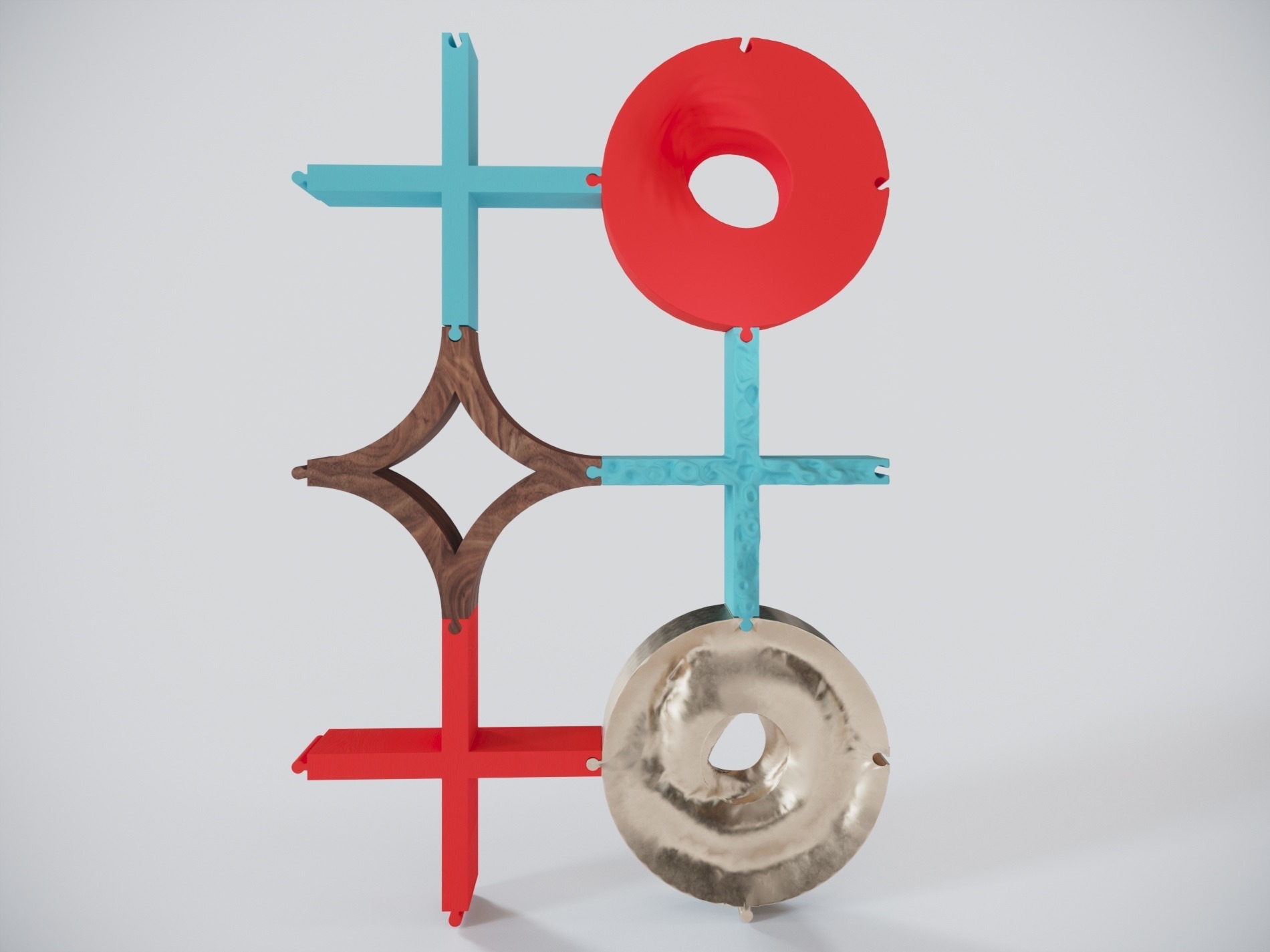 Полка - модуль 4