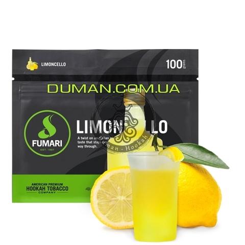 Табак Fumari Limoncello (Фумари Лимончелло) | На вес 25г