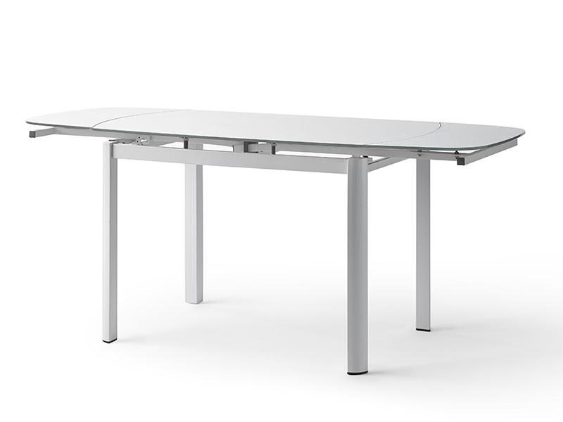 Обеденный стол раскладной DUPEN DT-12 Белый