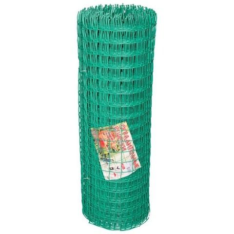 Решетка садовая,ячейка 50х50,размер 1х10м