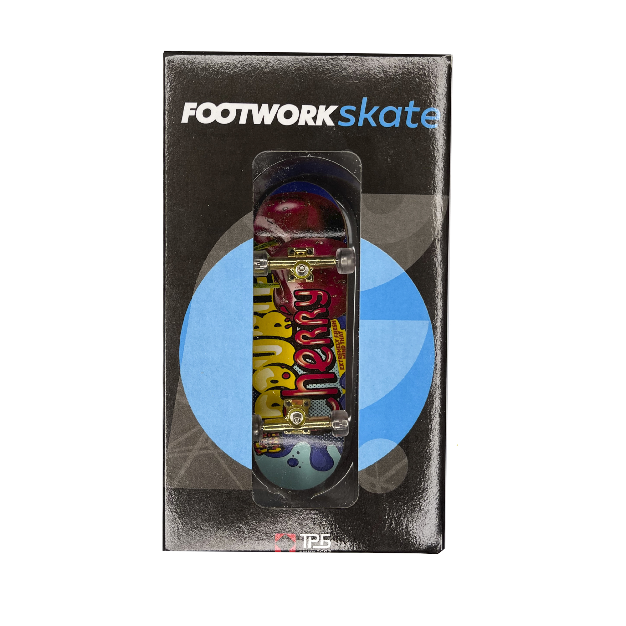 ФИНГЕРБОРД ТУРБО LIMITED FOOTWORK