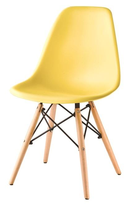 Стул SPAM YELLOW (желтый)