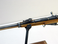 Mosin Nagant rifle 1891