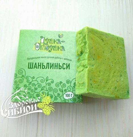 Картинка Натуральное мыло Шаньлиньси