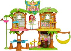 Игровой набор Mattel Enchantimals - Джунгли-кафе