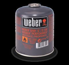 Газовый картридж Weber для грилей Q-100- /1000 и Performer Deluxe GBS Gourmet
