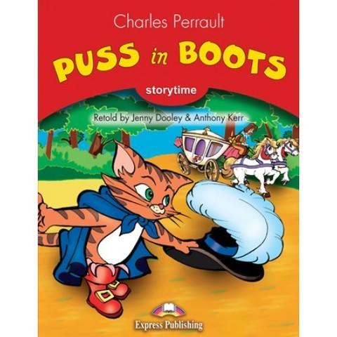 Puss in boots. Книга для чтения. Stage 2 (2-3 классы)