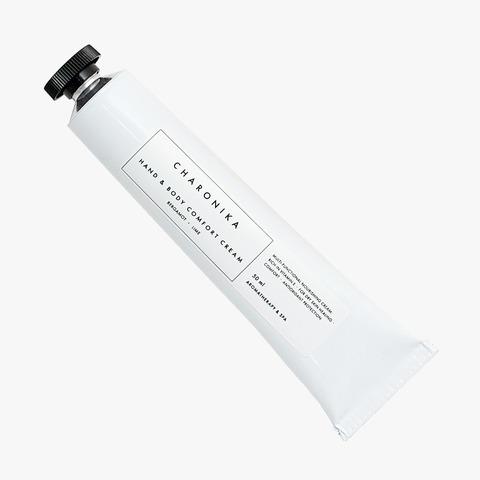 Крем для рук и тела CHARONIKA Renew Bergamot/Lime 50 мл