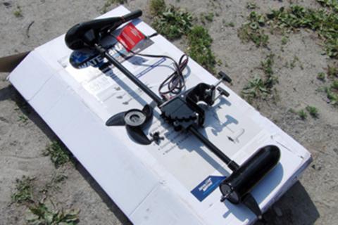 Электромотор WaterSnake FWT44TH / 26