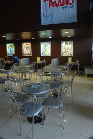 стулья хромированные для кафе