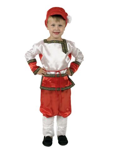 Костюм Иванушка с красными штанами 1
