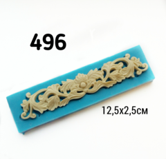 0496  Молд орнамент