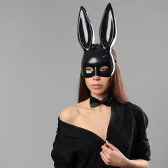Набор «Послушная зайка» маска, бабочка
