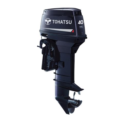 Лодочный мотор Tohatsu M 40 D2 EPTOS