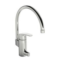 Смеситель для кухни с вентилем для посудомоечной/стиральной машины Oras Safira 1039 фото