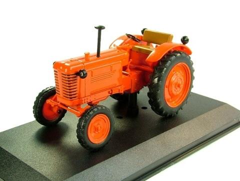 Модель Трактор №13 МТЗ-2 (история, люди, машины)