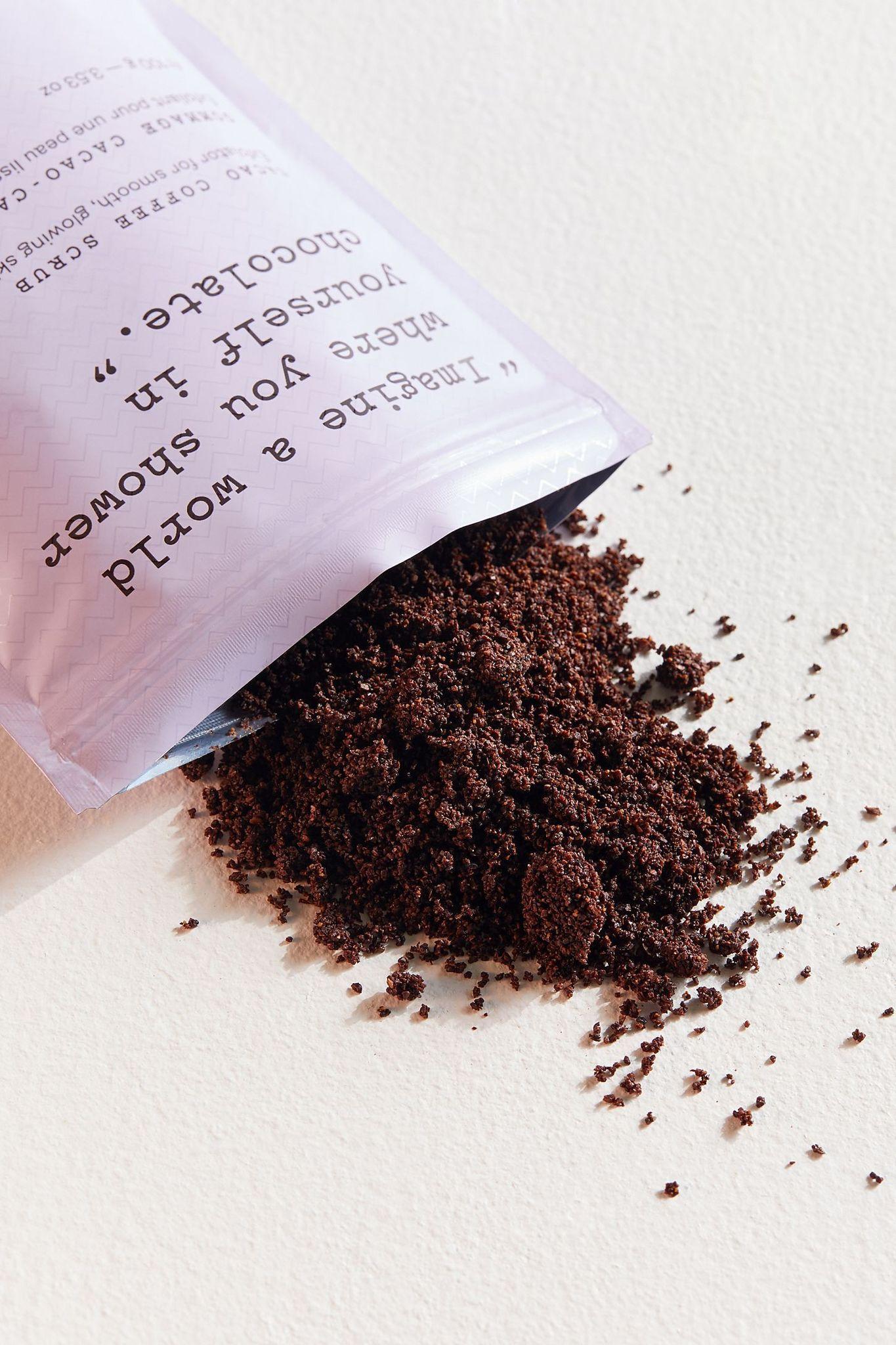 Скраб какао-кофейный для тела Frank Body Cacao Coffee Scrub 200гр