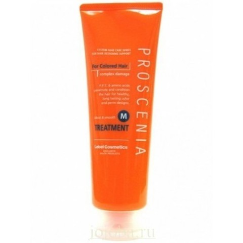 Lebel Proscenia: Маска для окрашенных волос Proscenia M (Proscenia Treatment M), 240мл/980мл