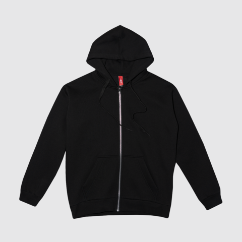 Худи Rockit zip black